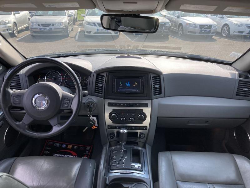Photo 12 de l'offre de JEEP GRAND CHEROKEE 3.0 CRD LIMITED à 12490€ chez International Auto Auneau