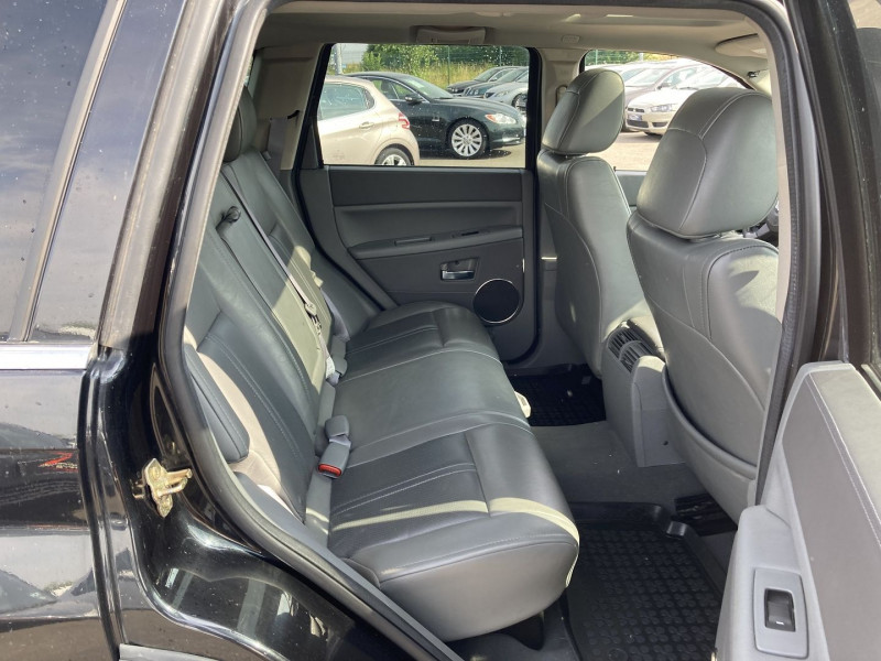 Photo 15 de l'offre de JEEP GRAND CHEROKEE 3.0 CRD LIMITED à 12490€ chez International Auto Auneau