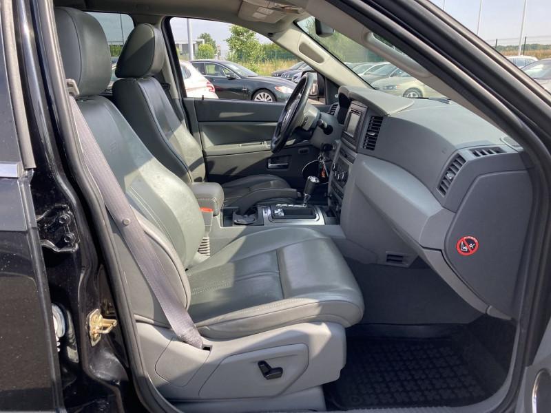 Photo 17 de l'offre de JEEP GRAND CHEROKEE 3.0 CRD LIMITED à 12490€ chez International Auto Auneau