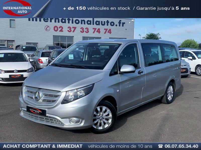 Mercedes-Benz VITO 116 CDI BLUEEFFICIENCY TOURER EXTRA-LONG PRO 7G-TRONIC PLUS Diesel GRIS C Occasion à vendre