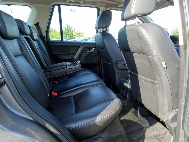 Photo 8 de l'offre de LAND-ROVER FREELANDER TD4_E DPF HSE à 10890€ chez International Auto Auneau