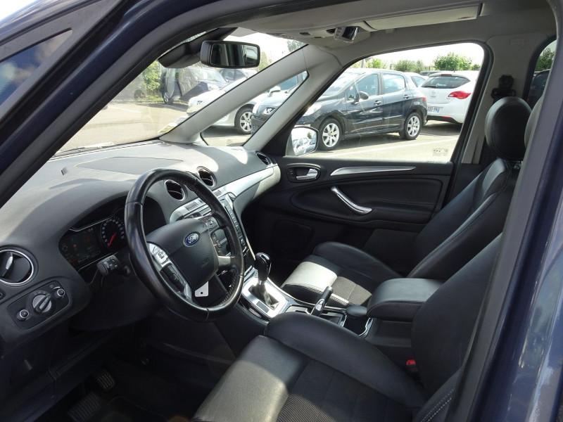 Photo 3 de l'offre de FORD GALAXY 2.2 TDCI 200CH FAP TITANIUM BVA à 12790€ chez International Auto Auneau