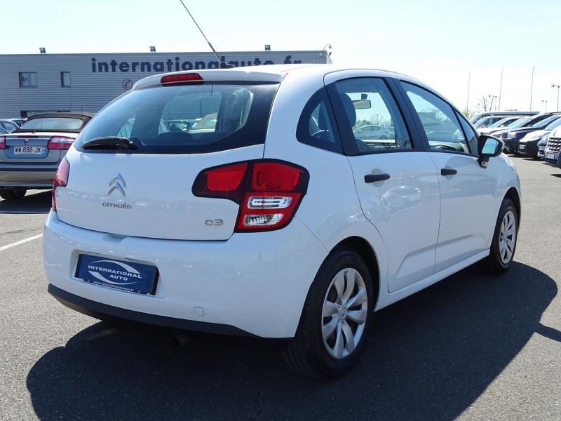 Photo 3 de l'offre de CITROEN C3 1.4 I GPL ATTRACTION à 5490€ chez International Auto Auneau
