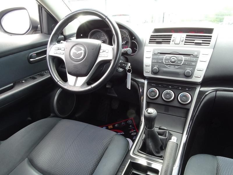 Photo 9 de l'offre de MAZDA MAZDA 6 2.2 MZR-CD125 ELEGANCE 5P à 7390€ chez International Auto Auneau