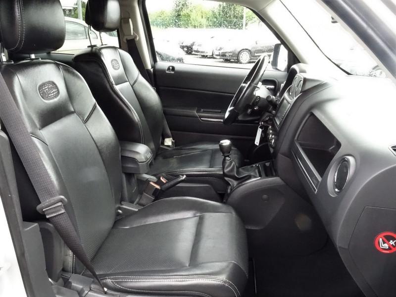 Photo 6 de l'offre de JEEP PATRIOT 2.2 CRD FAP LIMITED à 9690€ chez International Auto Auneau