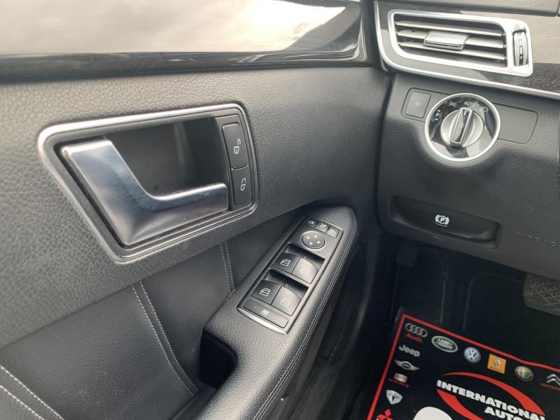 Photo 13 de l'offre de MERCEDES-BENZ CLASSE E (W212) 200 BLUETEC EXECUTIVE 7G-TRONIC PLUS à 16990€ chez International Auto Auneau