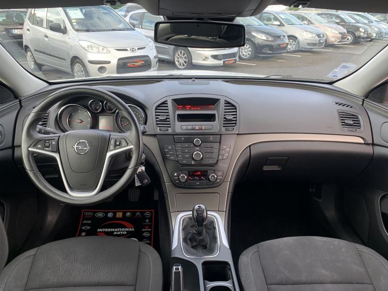 Photo 8 de l'offre de OPEL INSIGNIA 2.0 CDTI160 FAP COSMO 5P à 8890€ chez International Auto Auneau
