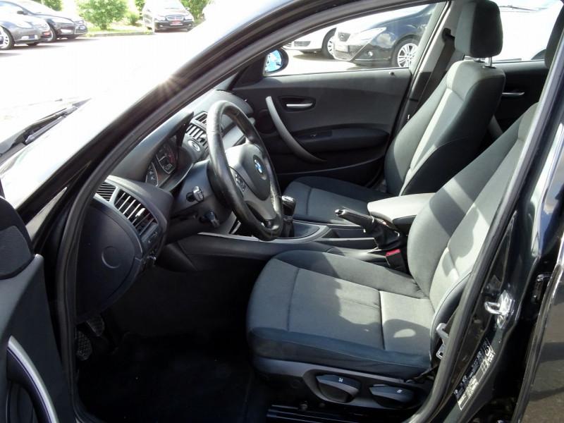 Photo 4 de l'offre de BMW SERIE 1 (E81/E87) 118D 122CH CONFORT 5P à 5890€ chez International Auto Auneau
