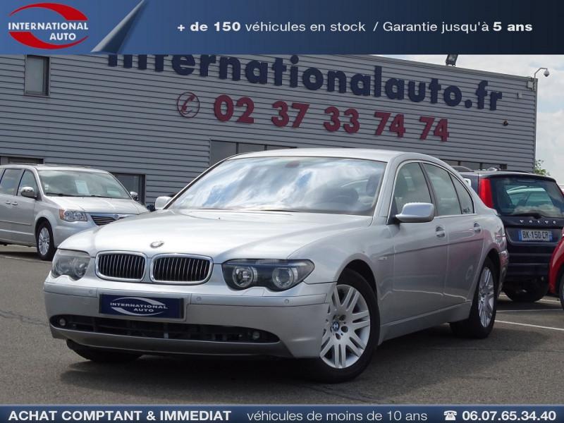 Photo 1 de l'offre de BMW SERIE 7 (E65) 745IA 333CH à 4990€ chez International Auto Auneau