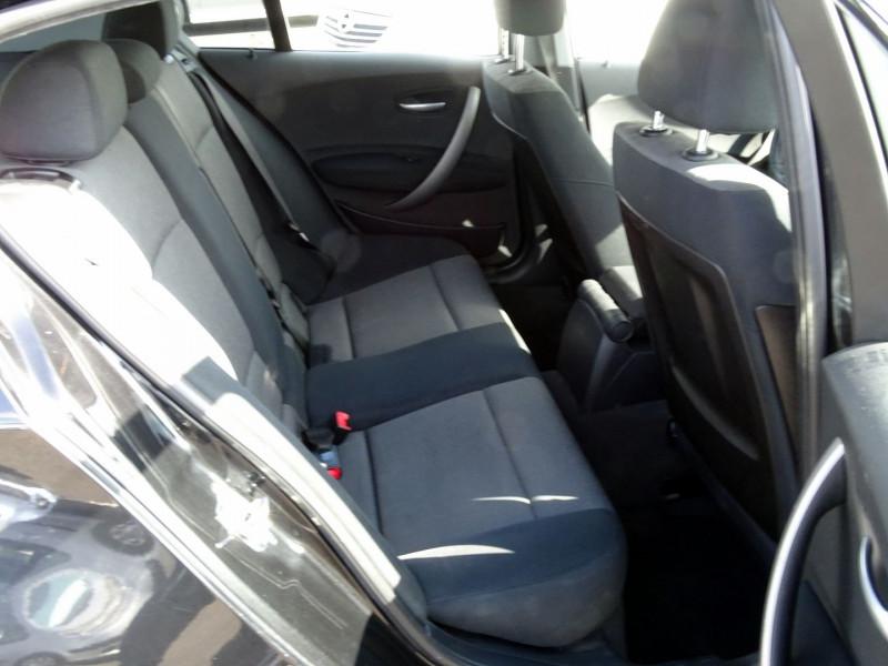 Photo 11 de l'offre de BMW SERIE 1 (E81/E87) 118D 122CH CONFORT 5P à 5890€ chez International Auto Auneau