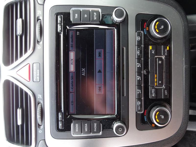 Photo 7 de l'offre de VOLKSWAGEN SCIROCCO 2.0 TDI 140CH FAP CARAT à 11490€ chez International Auto Auneau