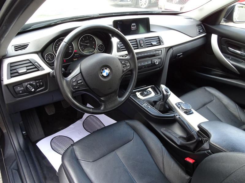 Photo 6 de l'offre de BMW SERIE 3 (F30) 320D 163CH EFFICIENTDYNAMICS EDITION LOUNGE à 14990€ chez International Auto Auneau