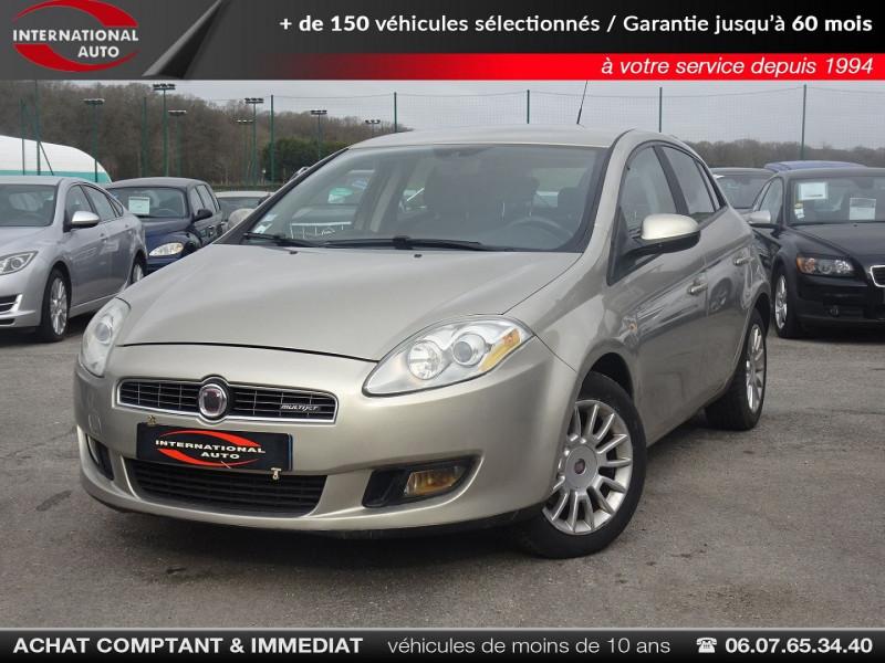 Photo 1 de l'offre de FIAT BRAVO 1.9 MULTIJET 8V 120CH DYNAMIC à 4990€ chez International Auto Auneau