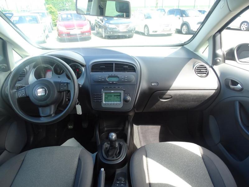 Photo 12 de l'offre de SEAT ALTEA 1.6 REFERENCE à 5290€ chez International Auto Auneau