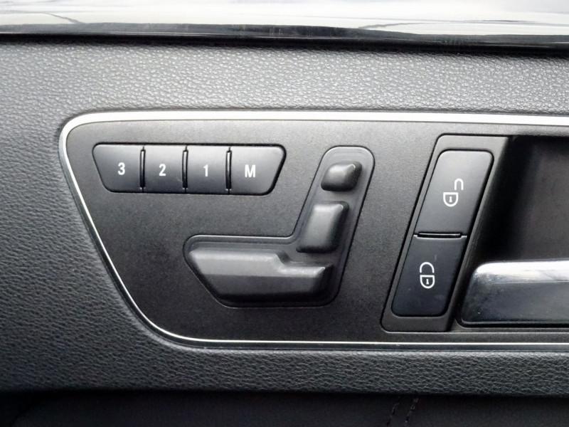 Photo 7 de l'offre de MERCEDES-BENZ CLASSE E BREAK (S212) 220 CDI BE AVANTGARDE EXECUTIVE BA à 14890€ chez International Auto Auneau