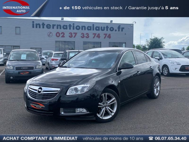 Opel INSIGNIA 2.0 CDTI195 FAP COSMO PACK 4X4 BA 5P Diesel NOIR Occasion à vendre