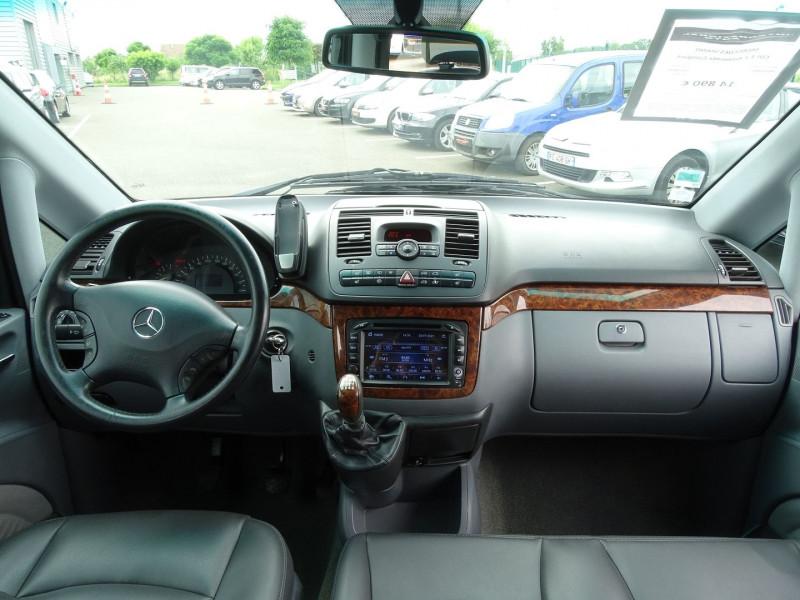 Photo 9 de l'offre de MERCEDES-BENZ VIANO CDI 2.2 AMBIENTE COMPACT à 14890€ chez International Auto Auneau