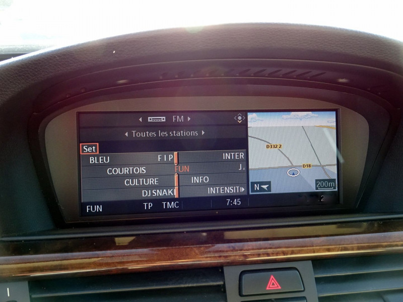 Photo 10 de l'offre de BMW SERIE 3 COUPE (E92) 325IA 218CH LUXE à 11890€ chez International Auto Auneau