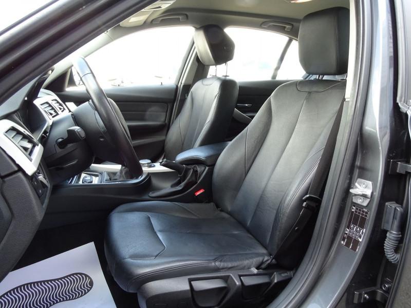 Photo 7 de l'offre de BMW SERIE 3 (F30) 320D 163CH EFFICIENTDYNAMICS EDITION LOUNGE à 14990€ chez International Auto Auneau