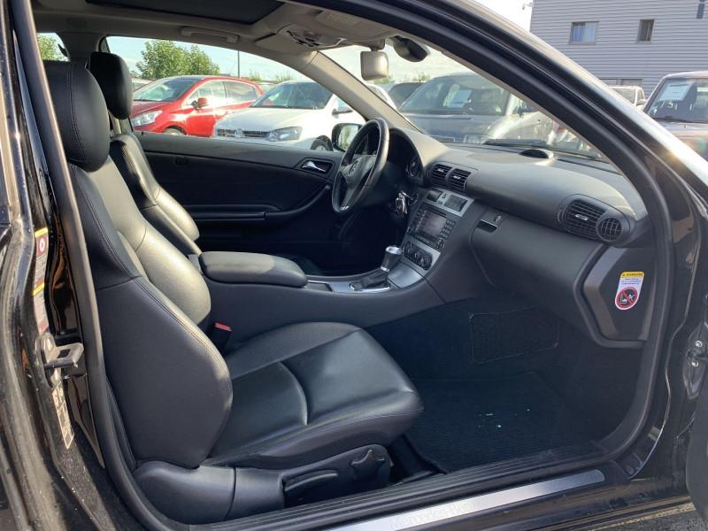 Photo 5 de l'offre de MERCEDES-BENZ CLASSE CLC (CL203) 200 CDI BA à 9490€ chez International Auto Auneau