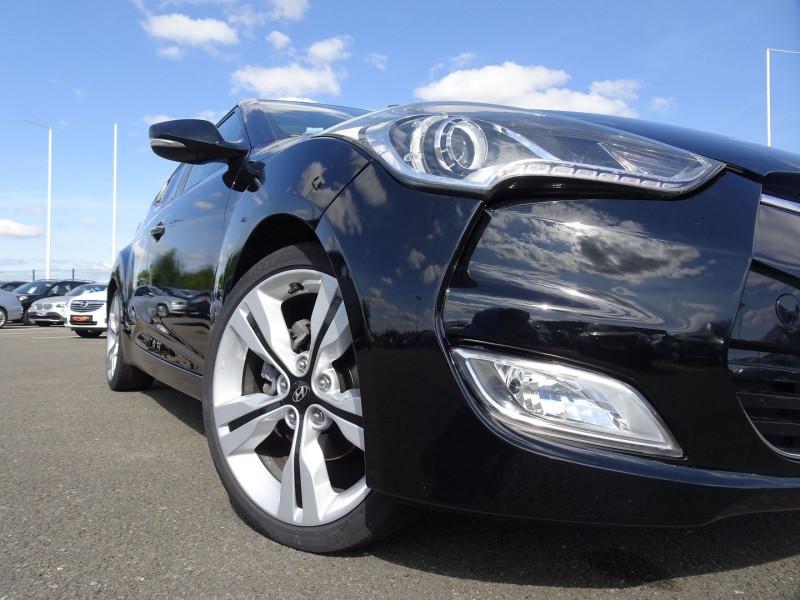 Photo 3 de l'offre de HYUNDAI VELOSTER 1.6 GDI PACK PREMIUM à 10390€ chez International Auto Auneau