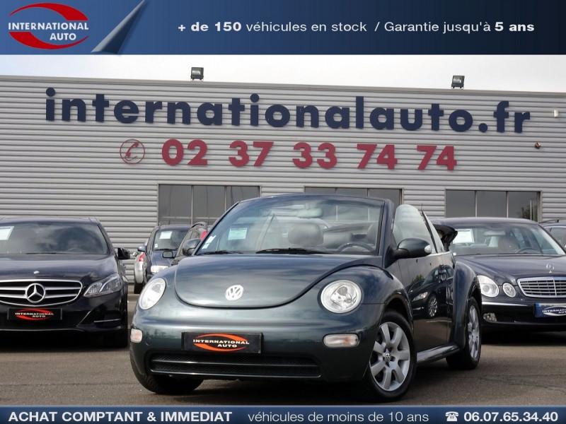Photo 1 de l'offre de VOLKSWAGEN BEETLE CAB 2.0 115CH CARAT à 9790€ chez International Auto Auneau