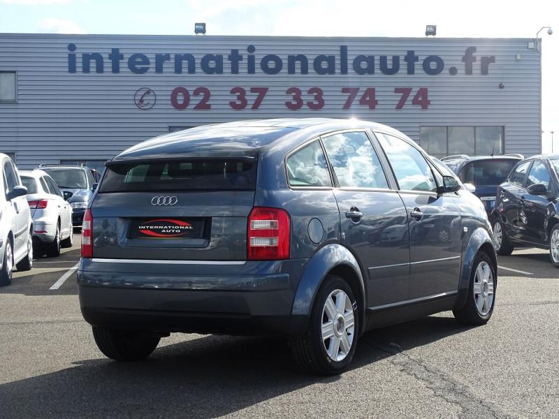 Photo 2 de l'offre de AUDI A2 1.4 TDI 90CH PACK à 5590€ chez International Auto Auneau