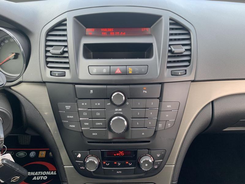 Photo 10 de l'offre de OPEL INSIGNIA 2.0 CDTI160 FAP COSMO 5P à 8890€ chez International Auto Auneau