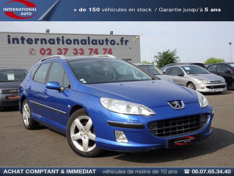 Photo 2 de l'offre de PEUGEOT 407 SW 2.0 HDI136 EXECUTIVE PACK à 4590€ chez International Auto Auneau
