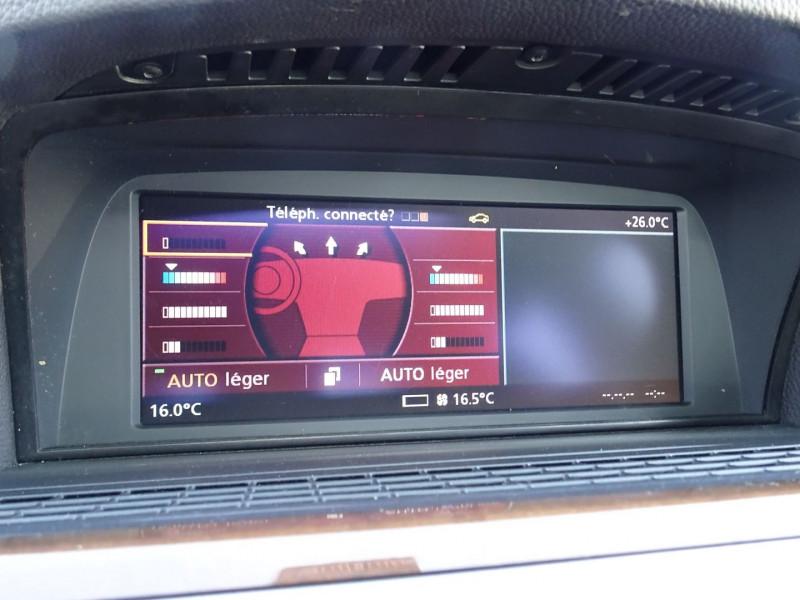 Photo 10 de l'offre de BMW SERIE 7 (E65) 730DA 231CH à 14490€ chez International Auto Auneau
