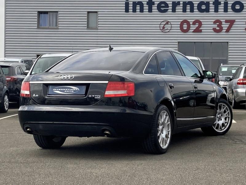 Photo 2 de l'offre de AUDI A6 2.7 V6 TDI 180CH DPF AMBITION LUXE QUATTRO TIPTRONIC à 9590€ chez International Auto Auneau
