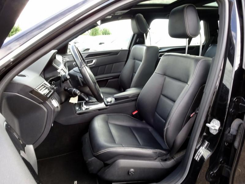 Photo 6 de l'offre de MERCEDES-BENZ CLASSE E BREAK (S212) 220 CDI BE AVANTGARDE EXECUTIVE BA à 14890€ chez International Auto Auneau