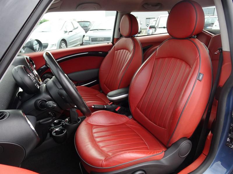 Photo 6 de l'offre de MINI MINI COOPER D 110CH à 9890€ chez International Auto Auneau