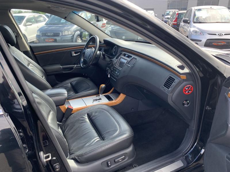 Photo 6 de l'offre de HYUNDAI AZERA 2.2 CRDI155 PACK PREMIUM à 7790€ chez International Auto Auneau