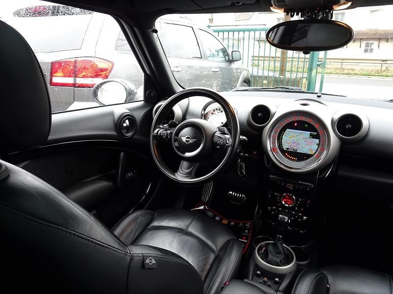 Photo 4 de l'offre de MINI COUNTRYMAN COOPER S 184CH ALL4 BVA à 13490€ chez International Auto Auneau