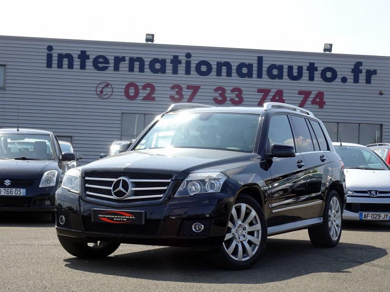 Photo 14 de l'offre de MERCEDES-BENZ CLASSE GLK (X204) 320 CDI 4 MATIC à 13990€ chez International Auto Auneau