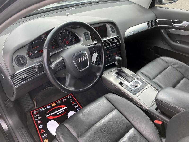 Photo 9 de l'offre de AUDI A6 2.7 V6 TDI 180CH DPF AMBITION LUXE QUATTRO TIPTRONIC à 9590€ chez International Auto Auneau