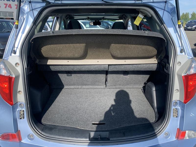 Photo 16 de l'offre de TOYOTA VERSO-S 100 VVT-I LOUNGE à 7990€ chez International Auto Auneau