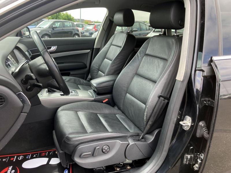 Photo 5 de l'offre de AUDI A6 2.7 V6 TDI 180CH DPF AMBITION LUXE QUATTRO TIPTRONIC à 9590€ chez International Auto Auneau