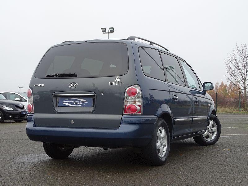 Photo 2 de l'offre de HYUNDAI TRAJET 2.0 CRDI PACK CONFORT à 4290€ chez International Auto Auneau