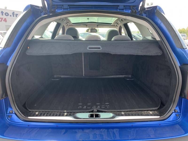 Photo 18 de l'offre de PEUGEOT 407 SW 2.0 HDI136 EXECUTIVE PACK à 4590€ chez International Auto Auneau