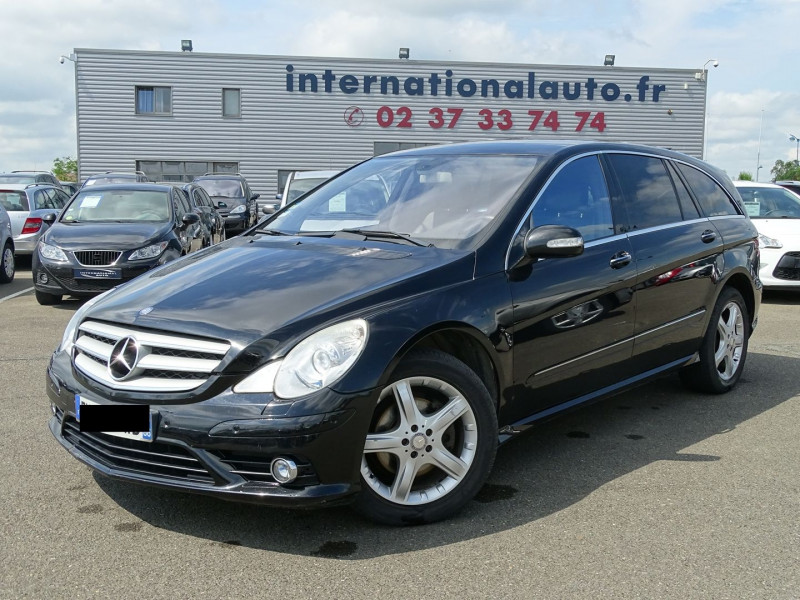 Mercedes-Benz CLASSE R (W251) 320 CDI PACK LUXE 7GTRO Diesel NOIR Occasion à vendre
