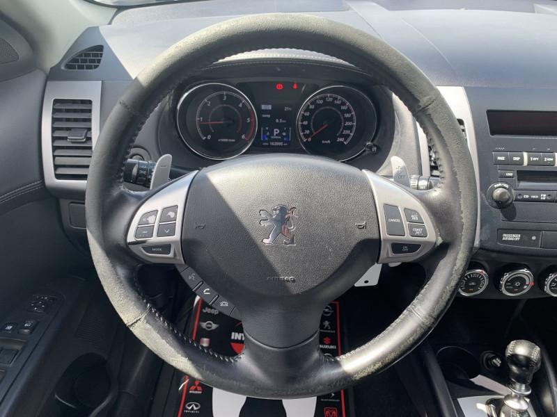 Photo 9 de l'offre de PEUGEOT 4007 2.2 HDI 16V FAP PREMIUM DCS6 à 8890€ chez International Auto Auneau