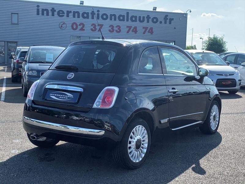 Photo 2 de l'offre de FIAT 500 1.2 8V 69CH LOUNGE à 5590€ chez International Auto Auneau
