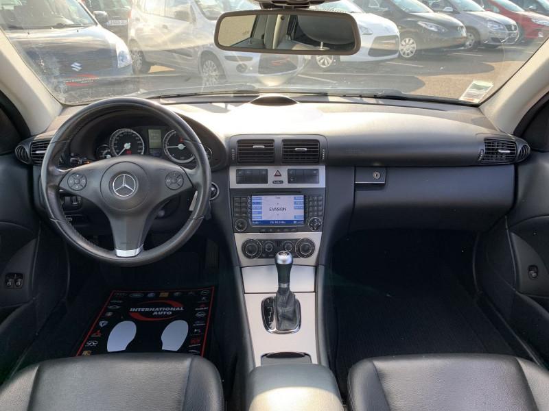 Photo 7 de l'offre de MERCEDES-BENZ CLASSE CLC (CL203) 200 CDI BA à 9490€ chez International Auto Auneau