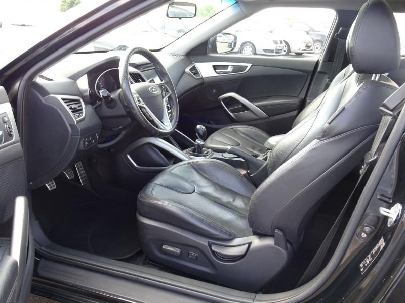 Photo 4 de l'offre de HYUNDAI VELOSTER 1.6 GDI PACK PREMIUM à 10390€ chez International Auto Auneau