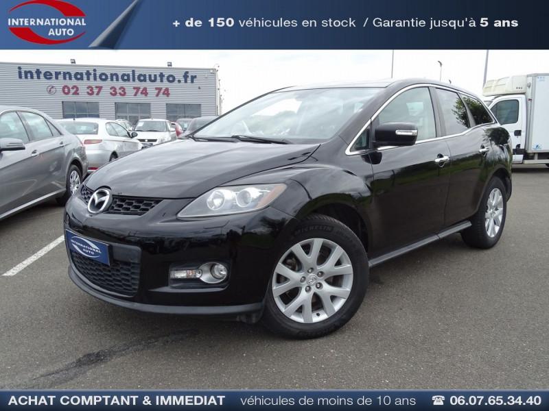 Mazda CX-7 2.3 MZR DISI TURBO Essence NOIR Occasion à vendre