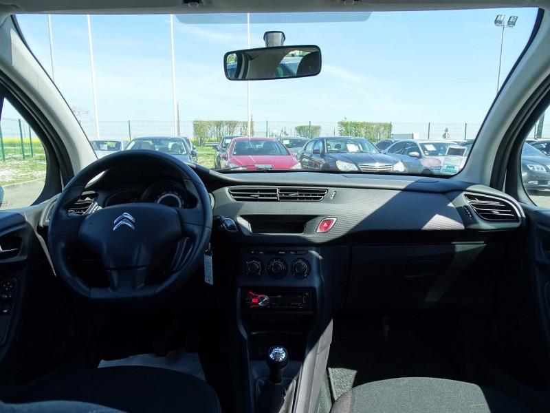 Photo 10 de l'offre de CITROEN C3 1.4 I GPL ATTRACTION à 5490€ chez International Auto Auneau