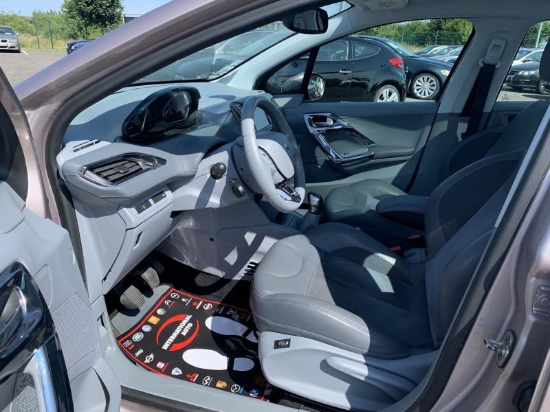 Photo 3 de l'offre de PEUGEOT 208 1.6 VTI ALLURE 5P à 8690€ chez International Auto Auneau