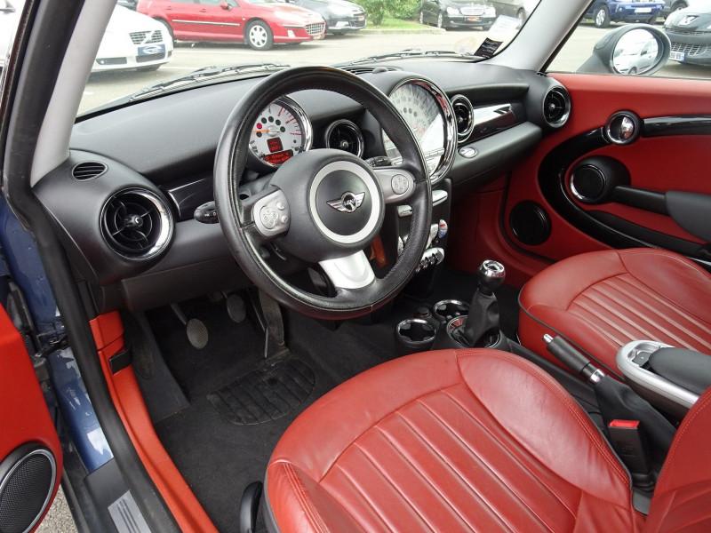 Photo 5 de l'offre de MINI MINI COOPER D 110CH à 9890€ chez International Auto Auneau